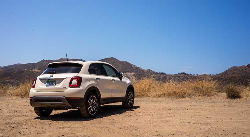video Fiat 500X 2019