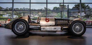Mercedes-Benz celebra 125 años de historia en Pebble Beach