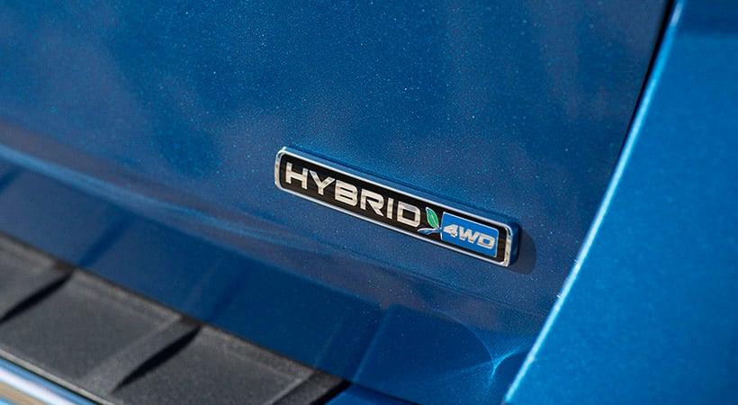 Ford Explorer Limited Hybrid RWD 2020