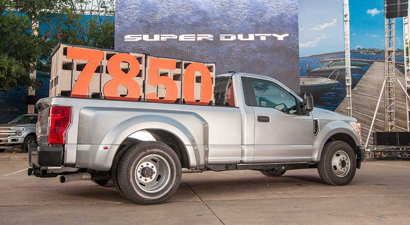 Ford Super Duty F-Series 2020