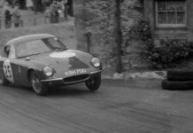 Lotus rinde homenaje a Jim Clark