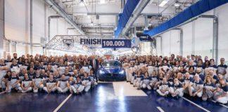 Maserati Ghibli 100000