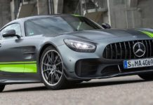 Mercedes-AMG lista para producir autos 100% eléctricos