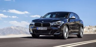 Test Drive BMW X2 M35i 2019