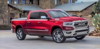 Ram 1500 se lleva a casa el Top Safety Pick+ del IIHS