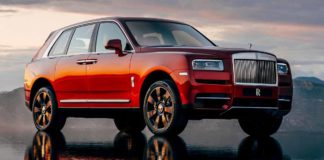 video Rolls-Royce Cullinan 2019