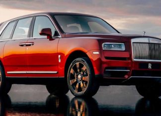 video Rolls-Royce Cullinan 2019