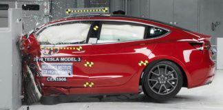 Tesla Model 3 obtiene el Top Safety Pick+