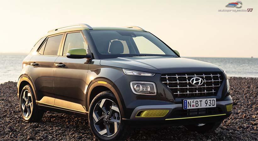 Test Drive Hyundai Venue 2020