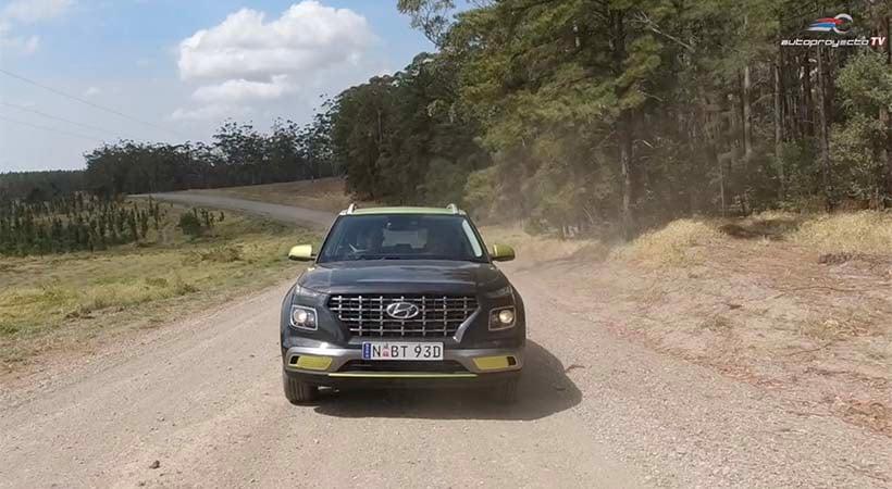 Video Hyundai Venue 2020