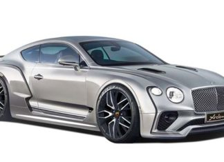 Bentley Continental GT by Arden