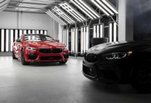 BMW M8 Competition Individual Manufaktur Edition