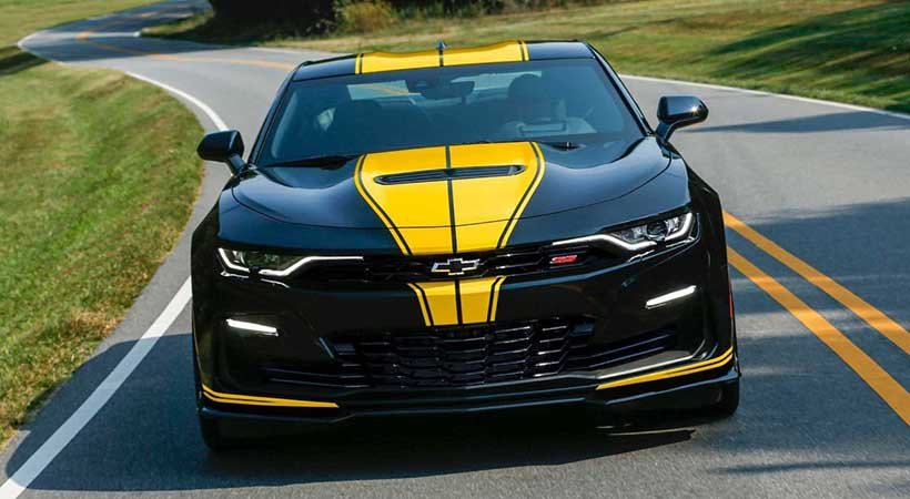 Mejores muscle cars 2019