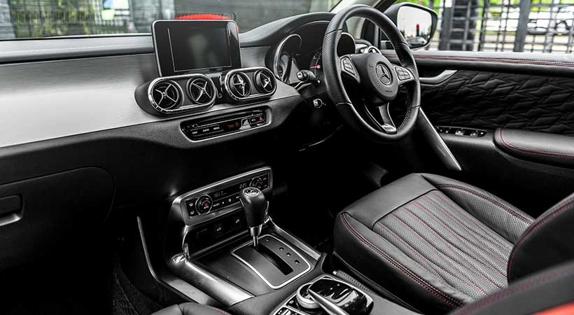 Mercedes-Benz Clase X By Kahn Design