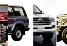 Toyota Land Cruise 10 millones