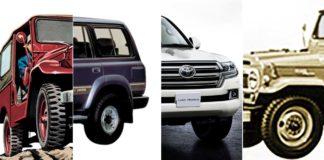 Toyota Land Cruise 10 millones