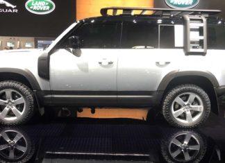 Debut Land Rover Defender 2020, el regreso de la leyenda