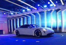 Top 10 Porsche Taycan 2020
