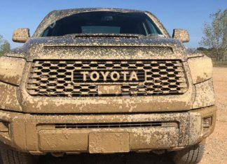 Video Test Drive Toyota TRD Pro Off-Road en Texas