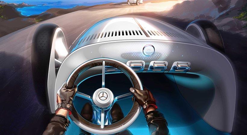 Vision Mercedes Simplex