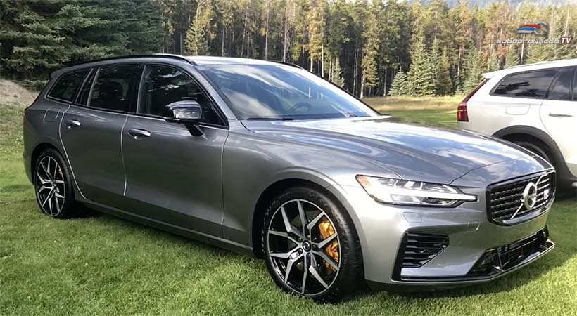 Test Drive Volvo 2020