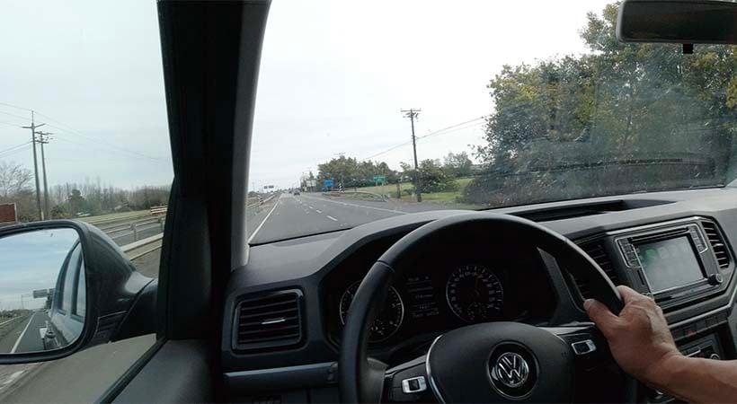 Volkswagen Amarok Ski-Doo