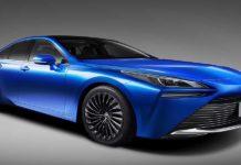 Toyota Mirai Concept 2021