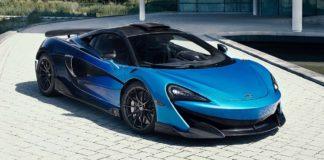 """McLaren 600LT """"Comet Fade"""""""