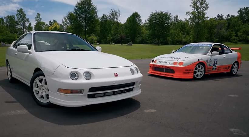 Acura Integra Type R 1997