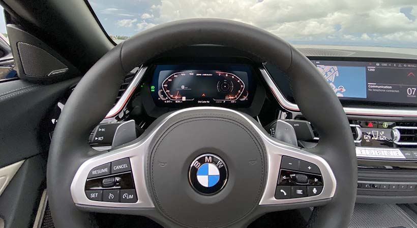 BMW Z4 sDrive M40i 2020