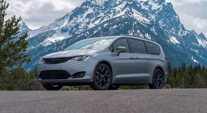 Mejores minivan 2019