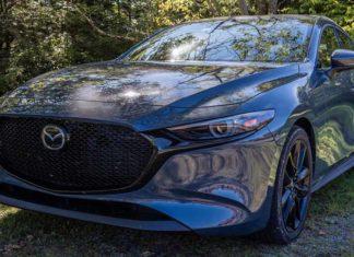 video Mazda3 Hatchback 2019