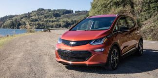Video Chevrolet Bolt EV 2020