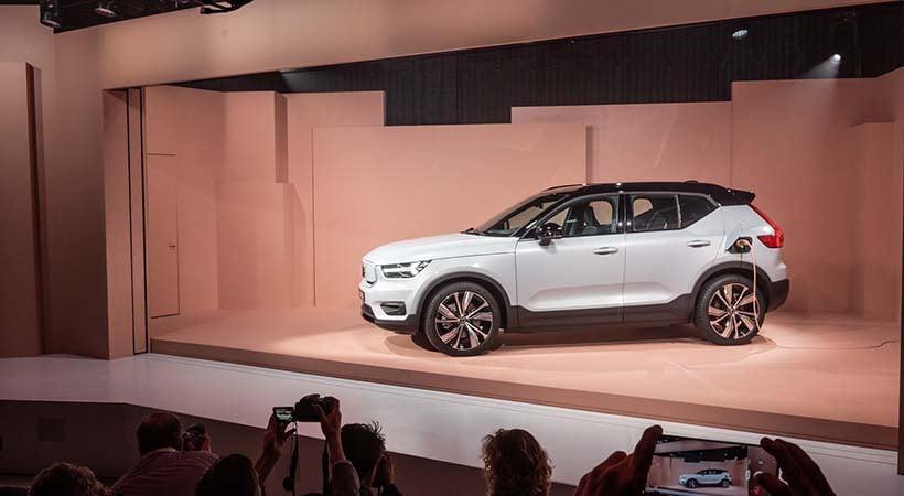 Mejores SUV eléctricos 2019