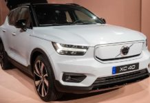 video Volvo XC40 Recharge