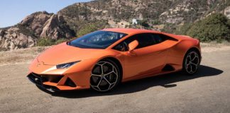 video Lamborghini Huracán EVO 2020