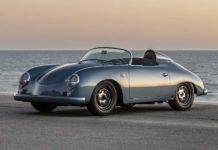 Porsche 356 Speedster 1959 by Emory Motorsports