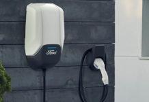 red de carga para autos eléctricos