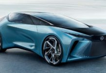 video Lexus LF-30 Concept