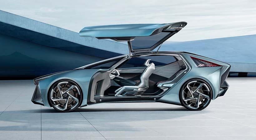 video Lexus LF-30 Concept
