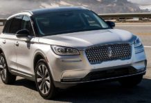 Test Drive Lincoln Corsair 2020