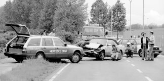 Mercedes-Benz Accident Research
