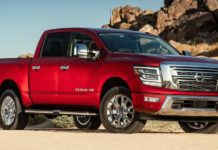 video Nissan Titan 2020