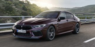 BMW M8 Gran Coupé y M8 Competition 2020