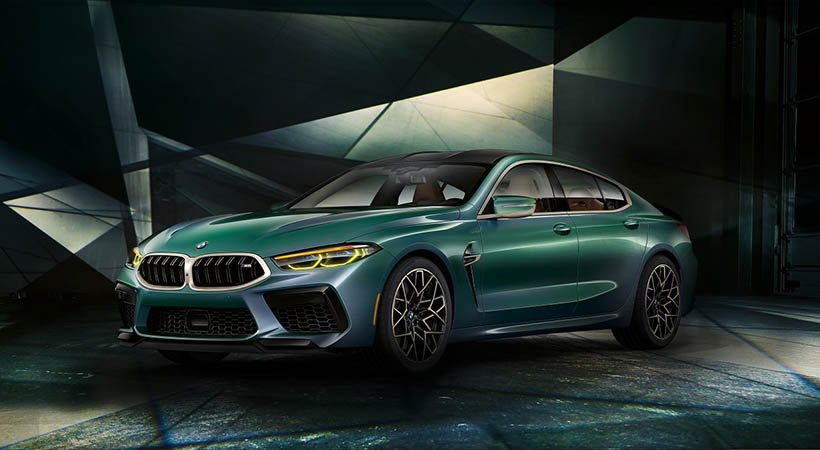 BMW M8 Gran Coupé y M8 Competition 2020