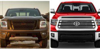 Comparativa: Nissan Titan vs Toyota Tundra