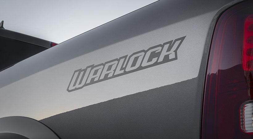Ram 1500 Classic Warlock 2019 estrena paquete Mojave Sand