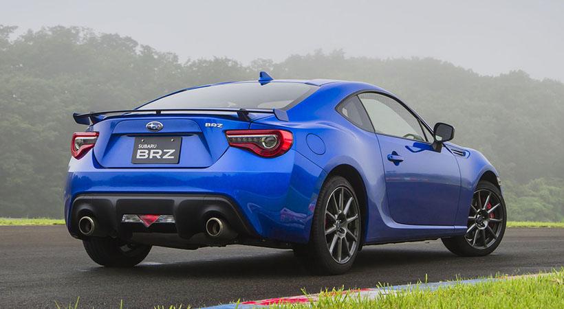 Toyota 86 Subaru BRZ