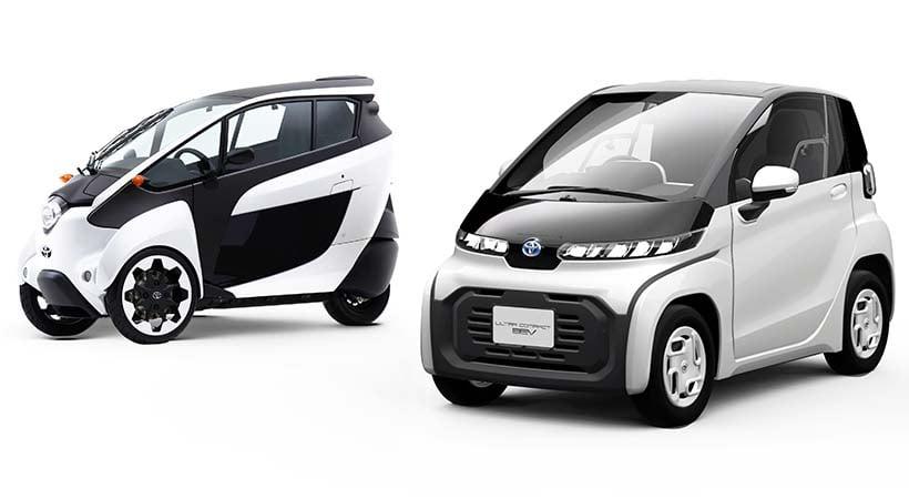 Toyota BEV