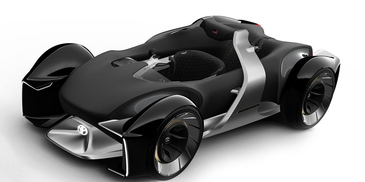 Toyota e Racer Concept